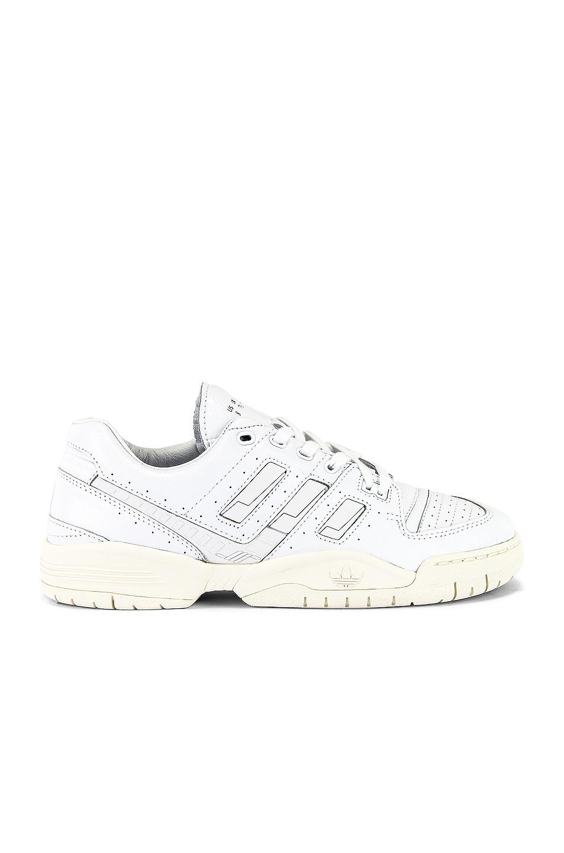 Image 2 of adidas Originals Torsion Comp Sneaker in White
