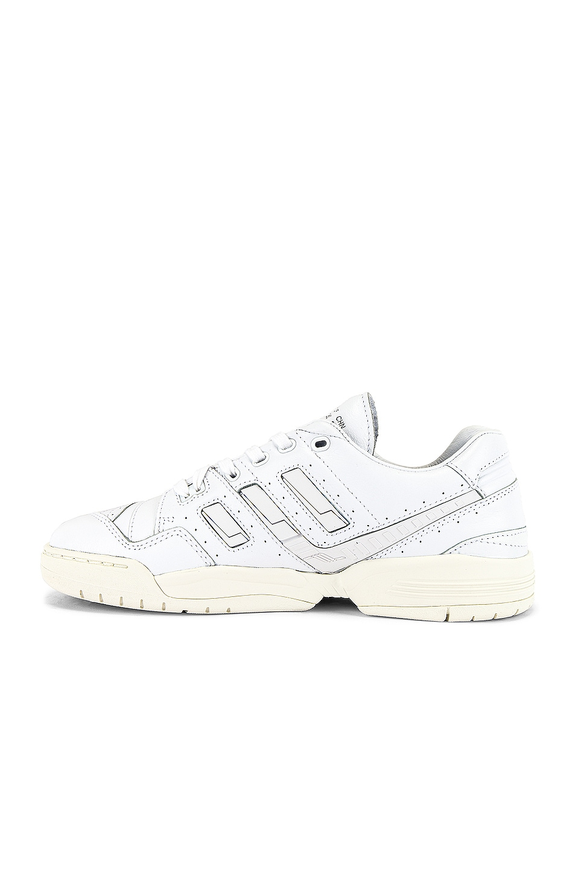 Image 5 of adidas Originals Torsion Comp Sneaker in White