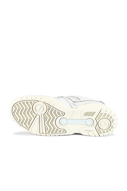 Image 6 of adidas Originals Torsion Comp Sneaker in White