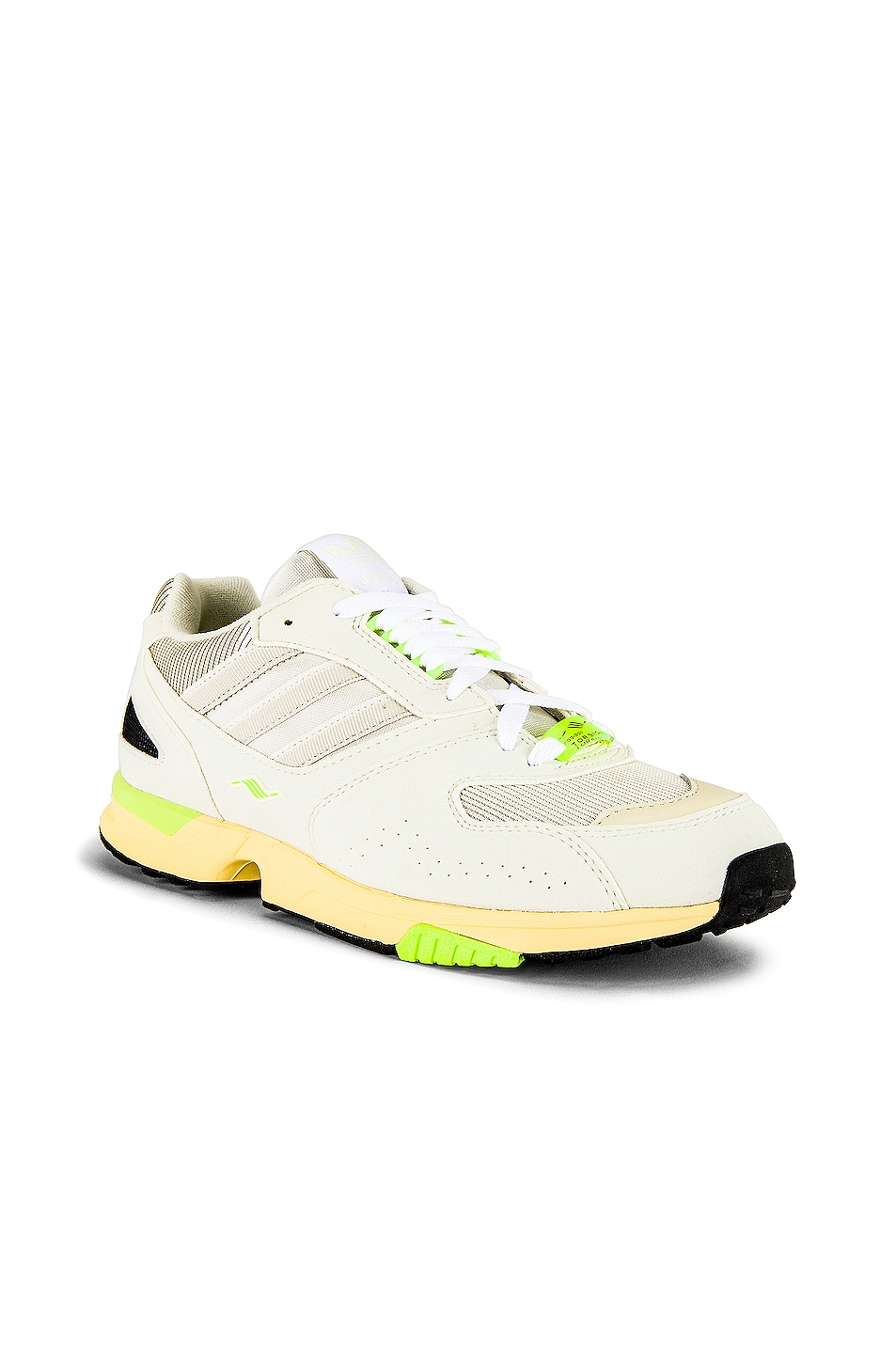 Image 1 of adidas Originals Adidas ZX 400 in Off White & White & Core White