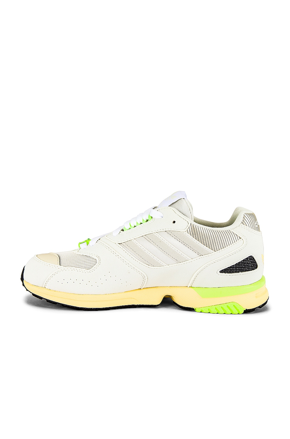 Image 5 of adidas Originals Adidas ZX 400 in Off White & White & Core White