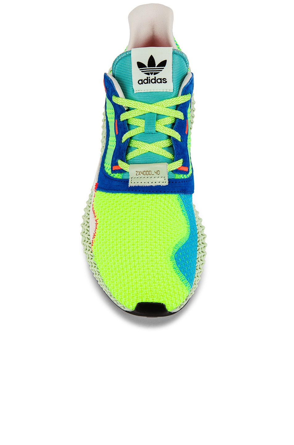 Image 4 of adidas Originals ZX4000 4D Sneaker in