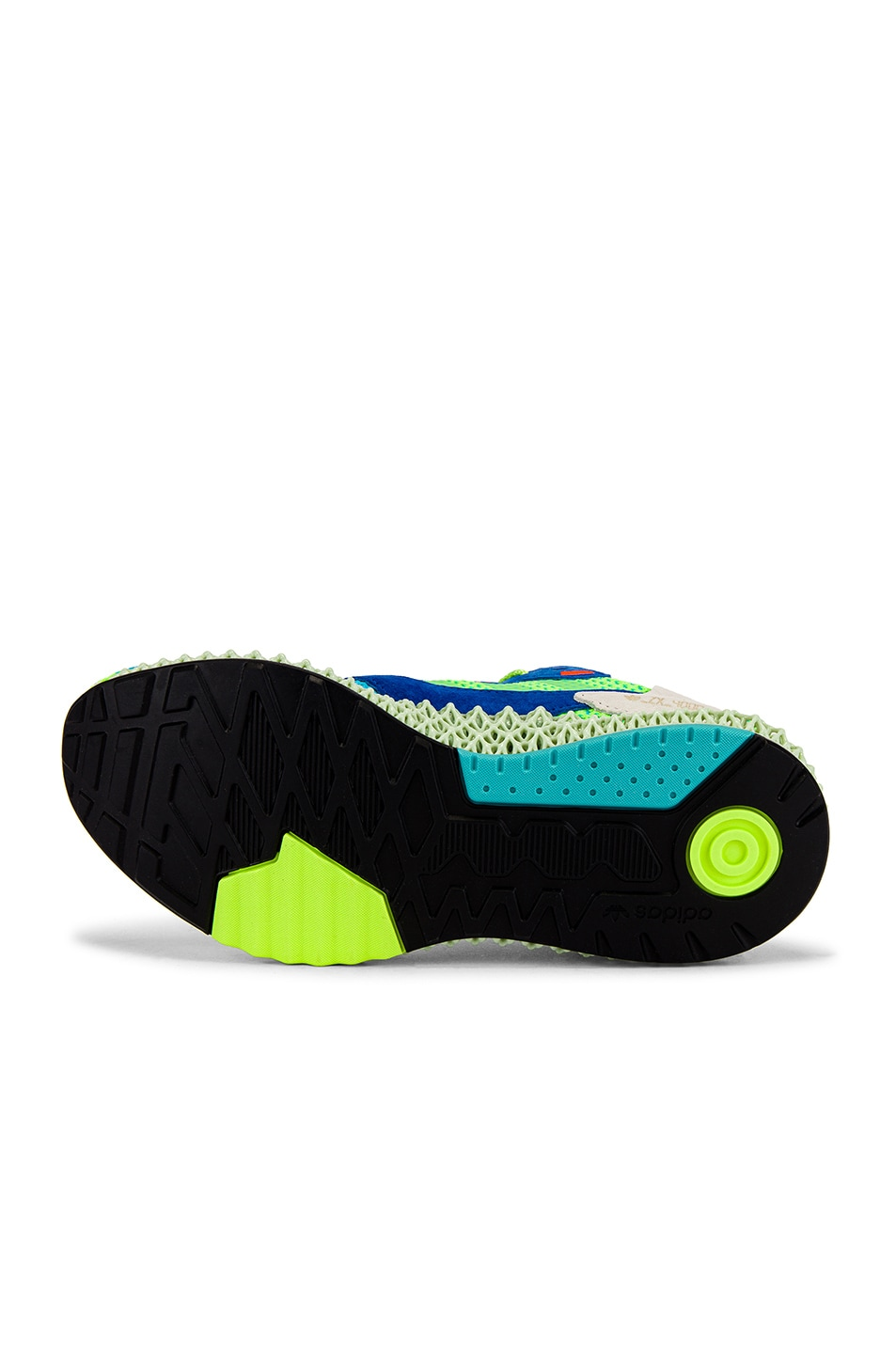 Image 6 of adidas Originals ZX4000 4D Sneaker in