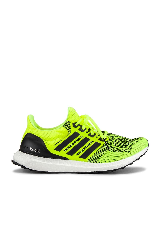 Image 2 of adidas Originals UB1 Solar Yellow in Solar Yellow & Core Black