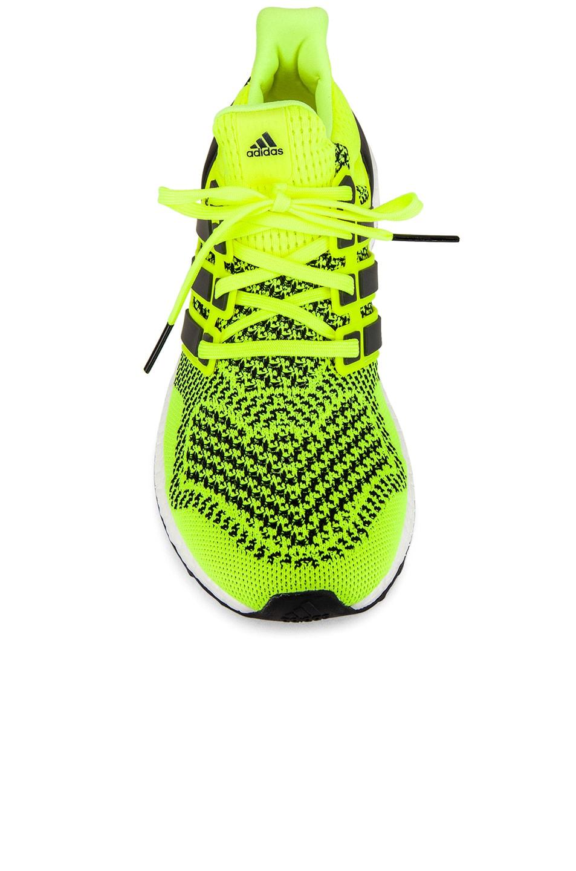 Image 4 of adidas Originals UB1 Solar Yellow in Solar Yellow & Core Black