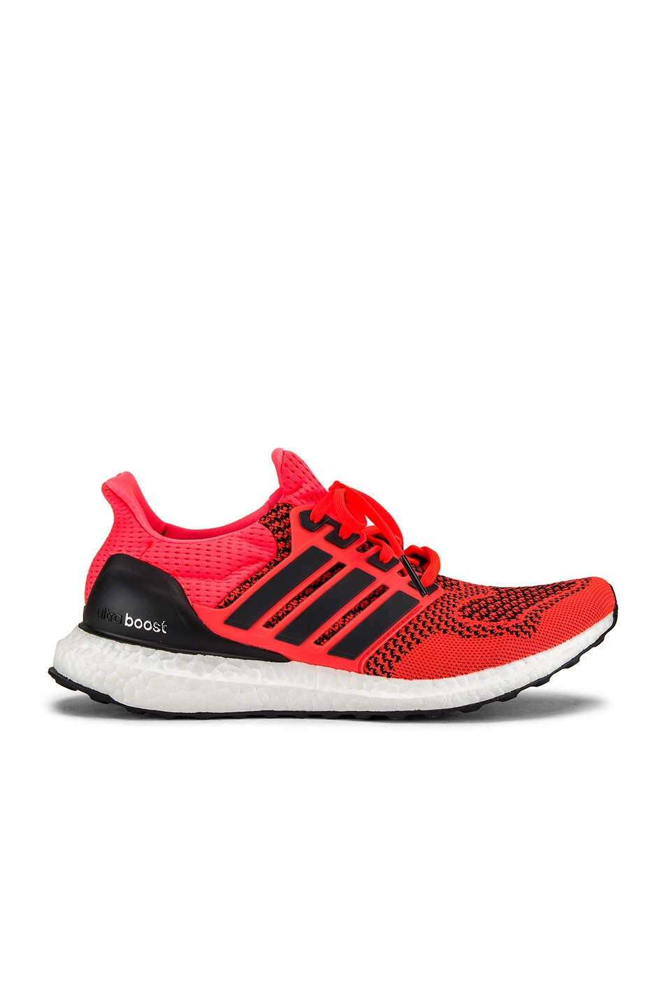 Image 2 of adidas Originals UB1 Solar Orange in Core Black & Solar Red
