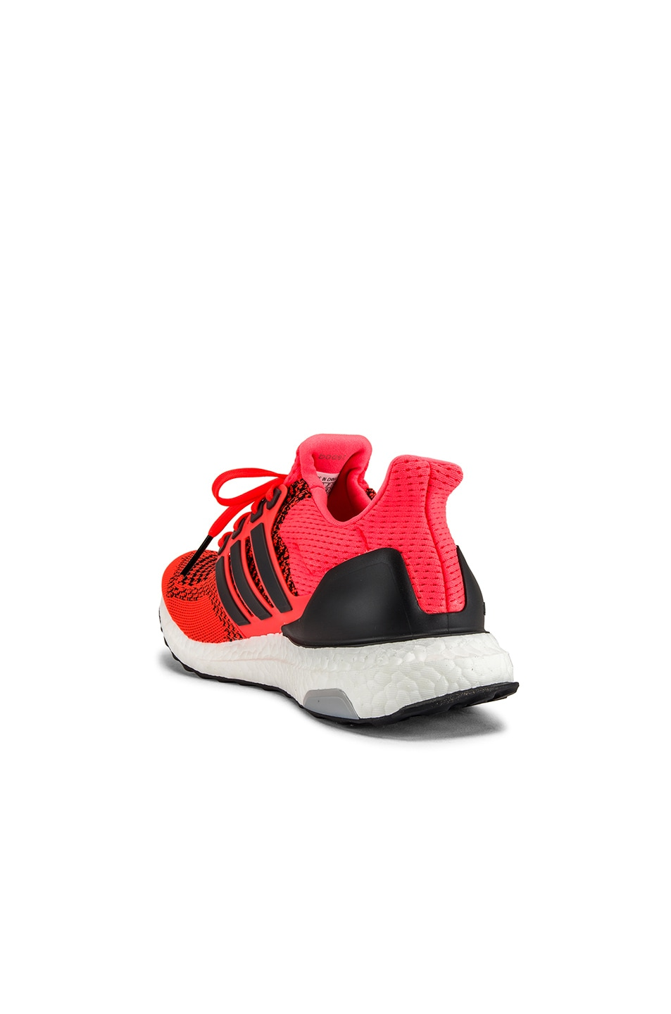 Image 3 of adidas Originals UB1 Solar Orange in Core Black & Solar Red