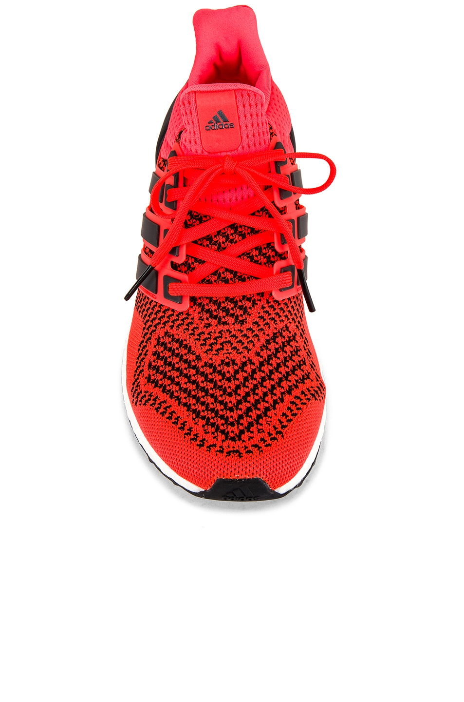 Image 4 of adidas Originals UB1 Solar Orange in Core Black & Solar Red