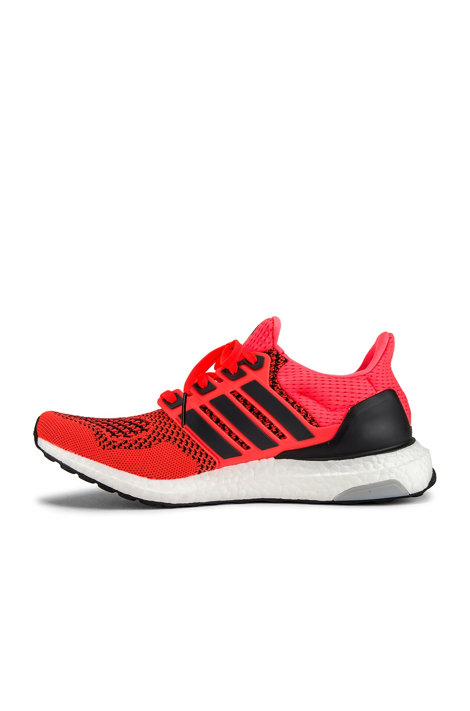 Image 5 of adidas Originals UB1 Solar Orange in Core Black & Solar Red