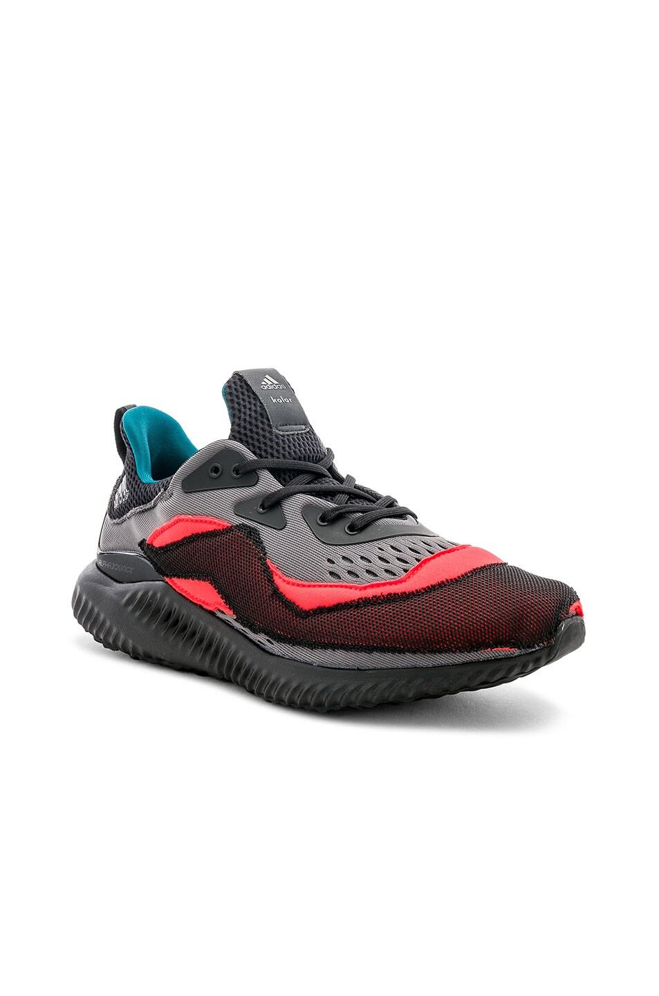 9e27b7408 adidas by Kolor kolor x adidas Alpha Bounce in Hi-Res Red   Core ...