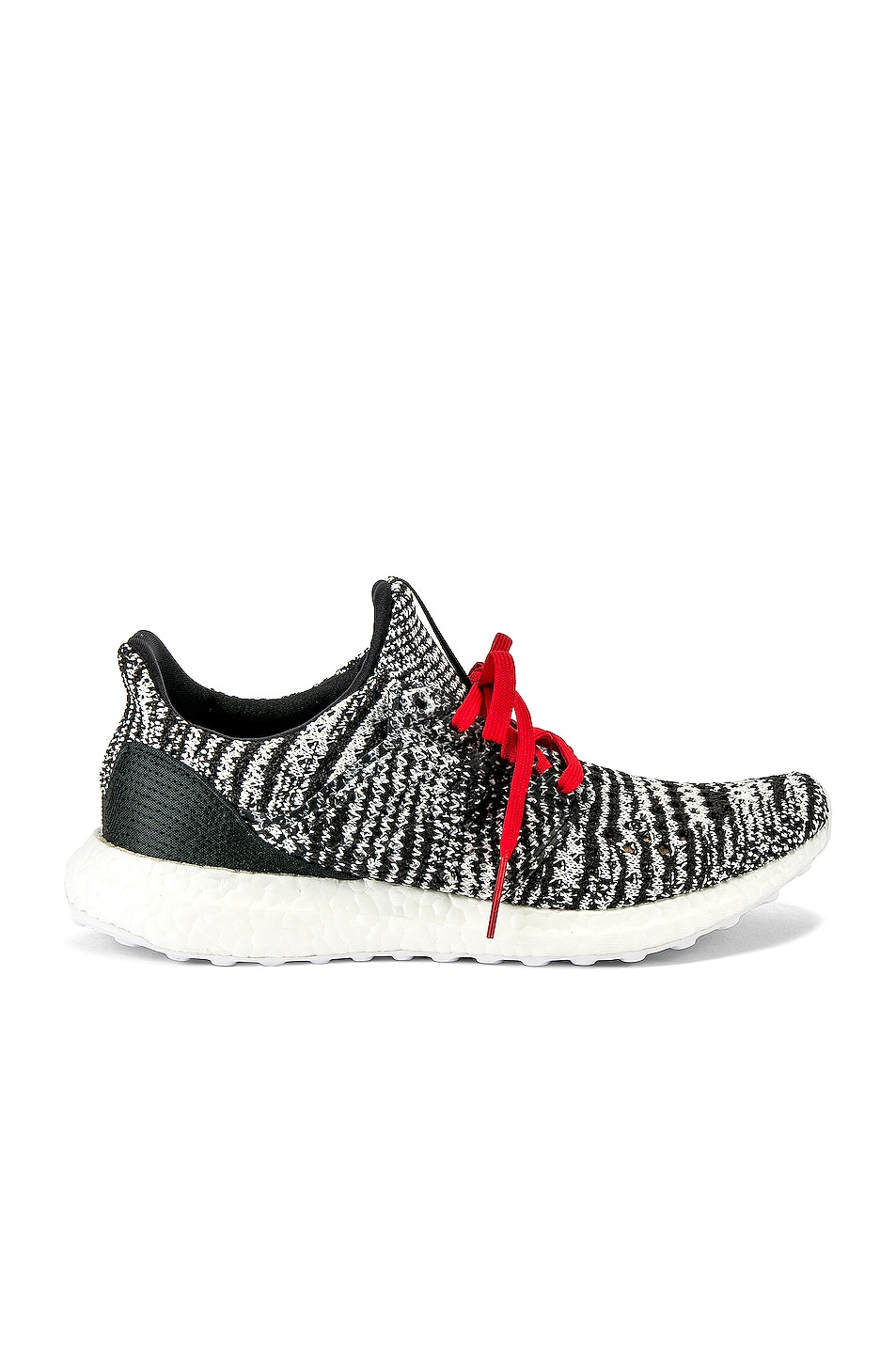 Image 1 of adidas by MISSONI Ultraboost Clima Sneaker in Black & White & Red