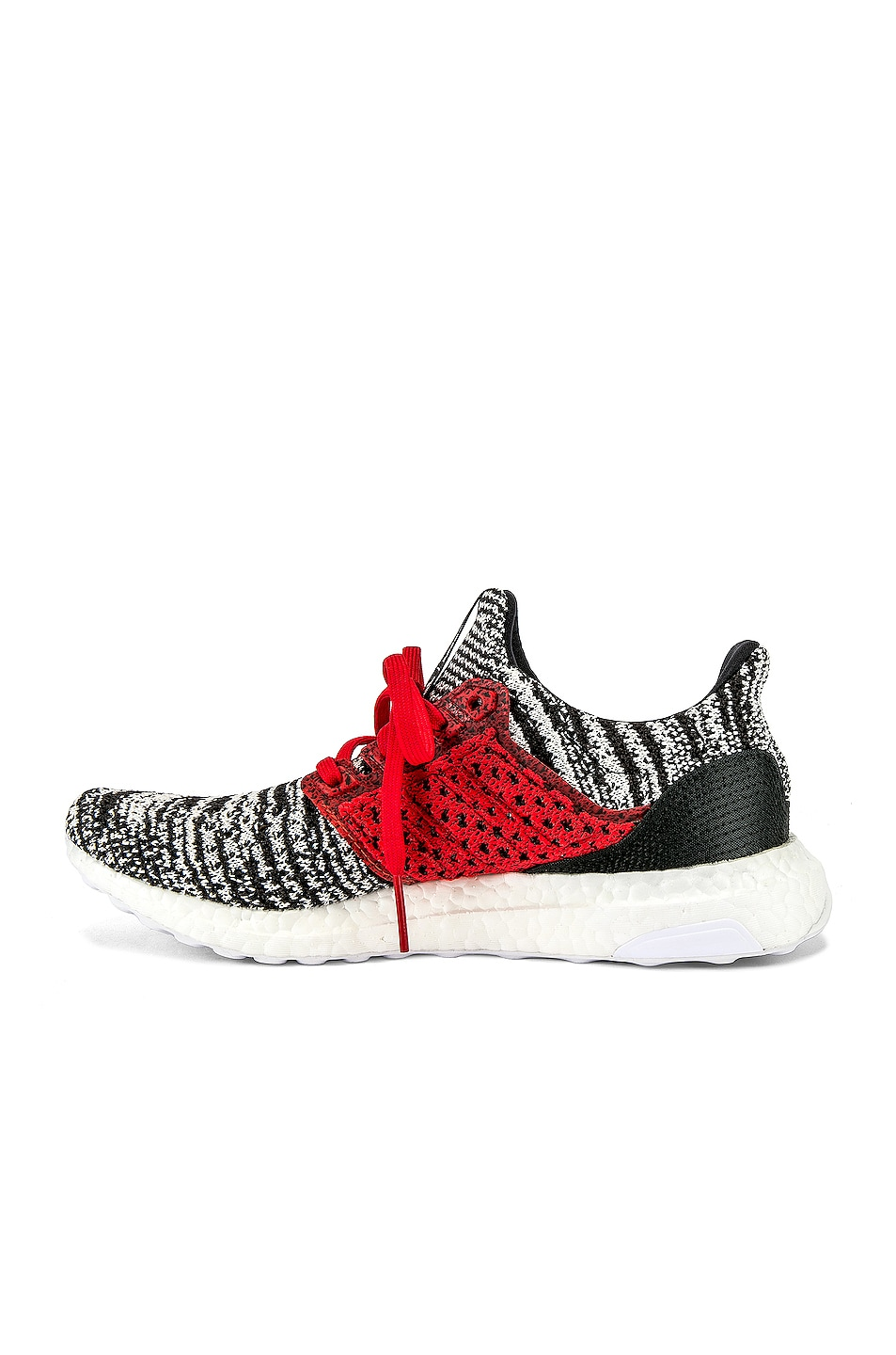 Image 5 of adidas by MISSONI Ultraboost Clima Sneaker in Black & White & Red