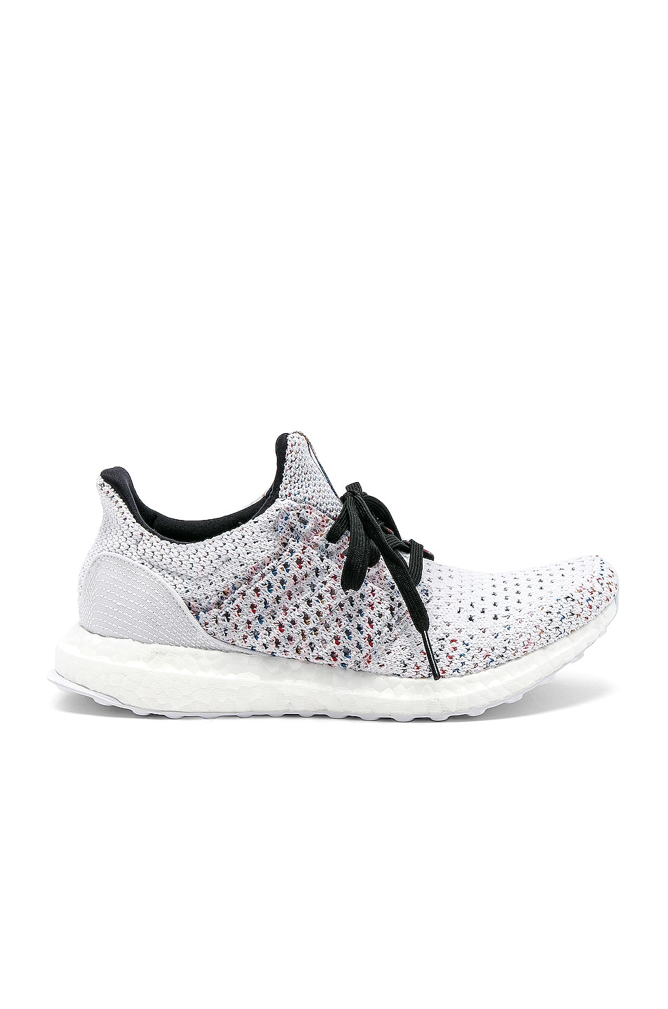 Image 1 of adidas by MISSONI Ultraboost Clima Sneaker in White & Red