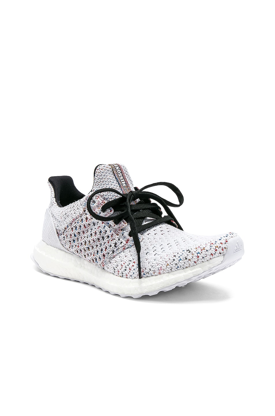 Image 2 of adidas by MISSONI Ultraboost Clima Sneaker in White & Red