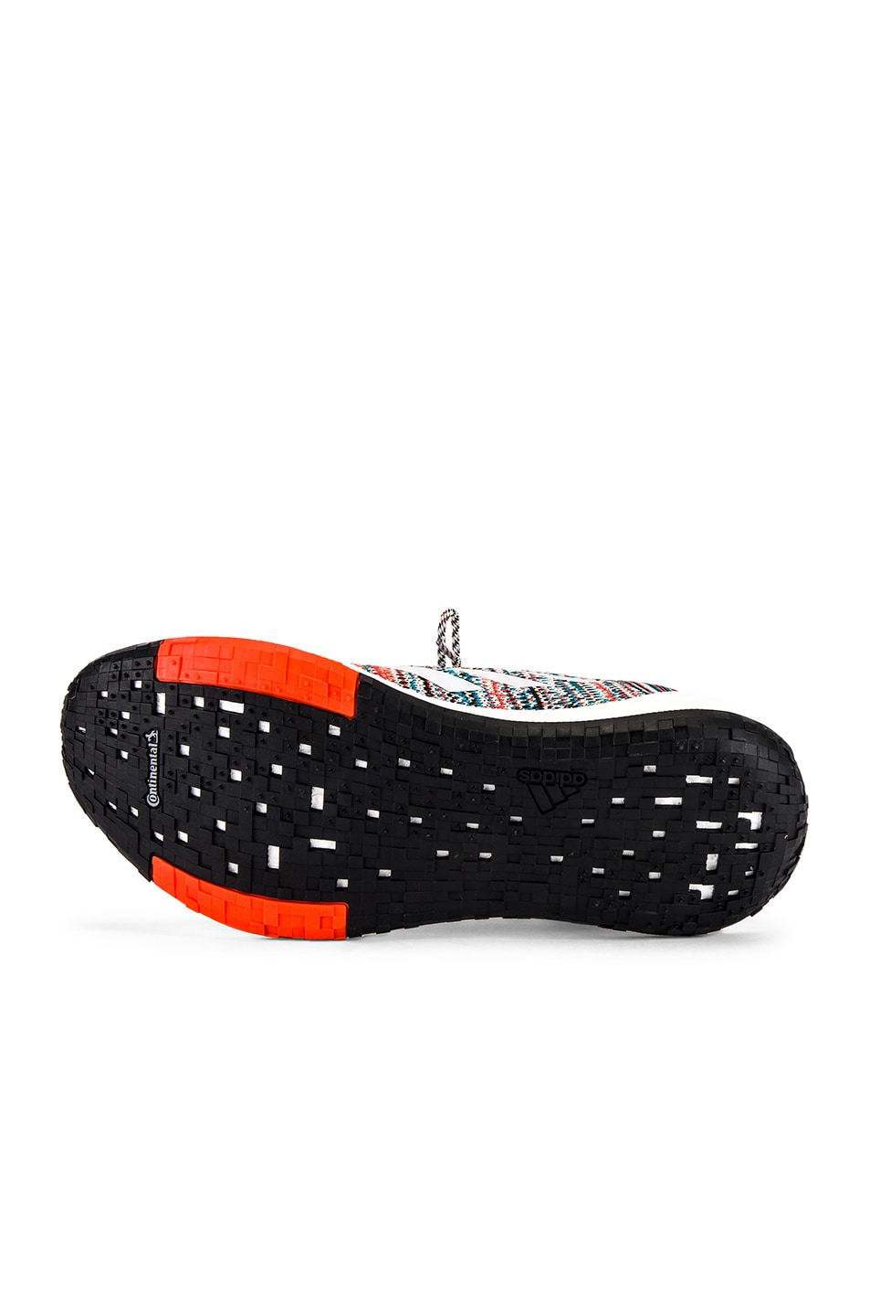 Image 6 of adidas by MISSONI Pulseboost HD in White & Active Orange