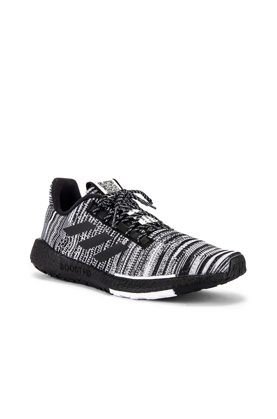 Image 2 of adidas by MISSONI Pulseboost HD in Black & White