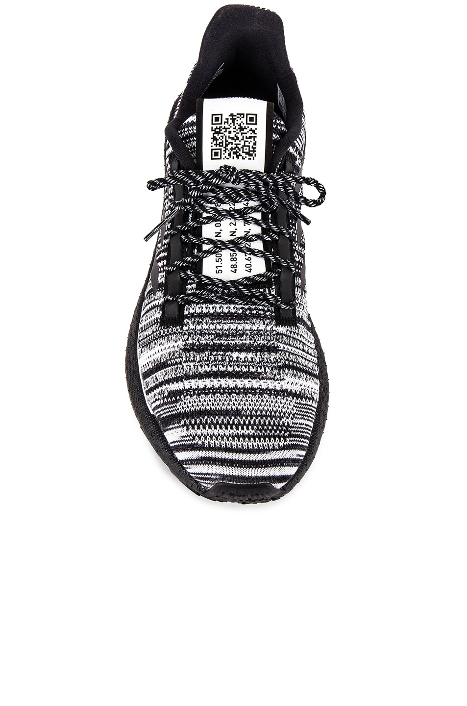 Image 4 of adidas by MISSONI Pulseboost HD in Black & White