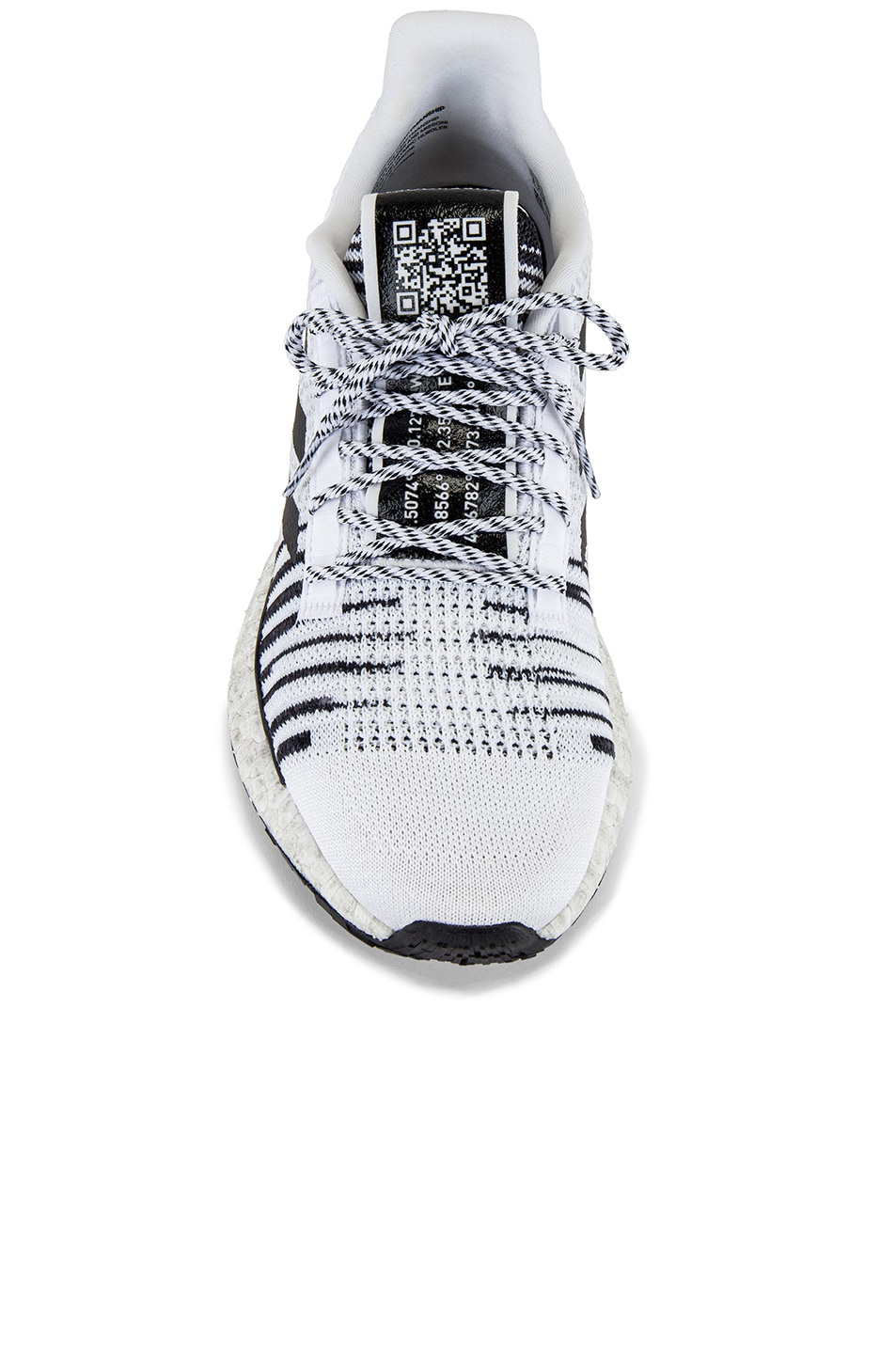 Image 4 of adidas by MISSONI Pulseboost HD in White & Black & Grey