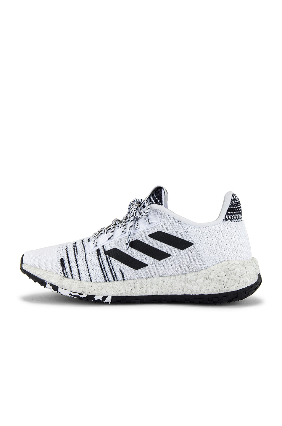 Image 5 of adidas by MISSONI Pulseboost HD in White & Black & Grey
