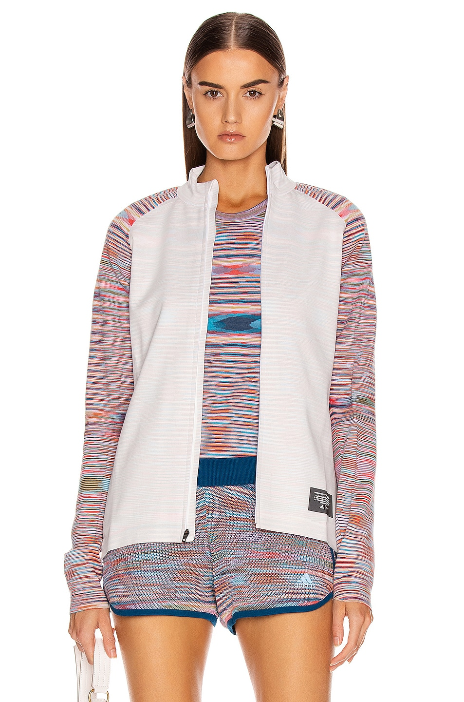 Image 1 of adidas by MISSONI PHX Jacket in Multi