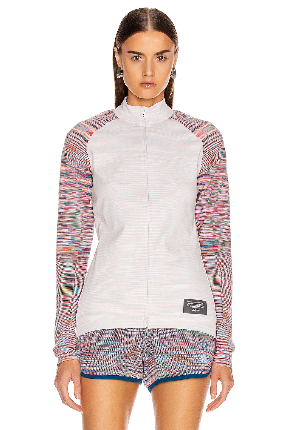 Image 2 of adidas by MISSONI PHX Jacket in Multi