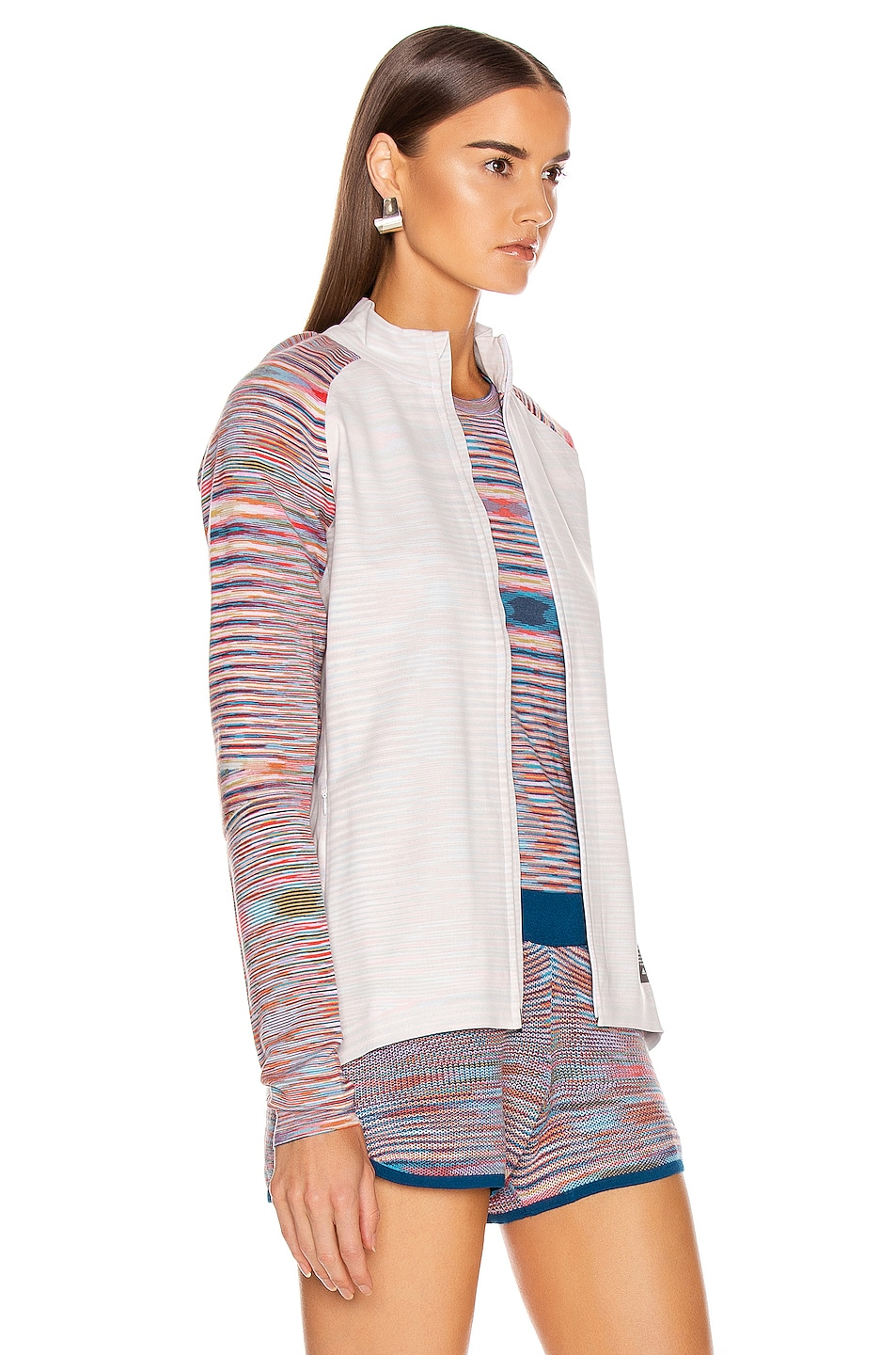 Image 3 of adidas by MISSONI PHX Jacket in Multi
