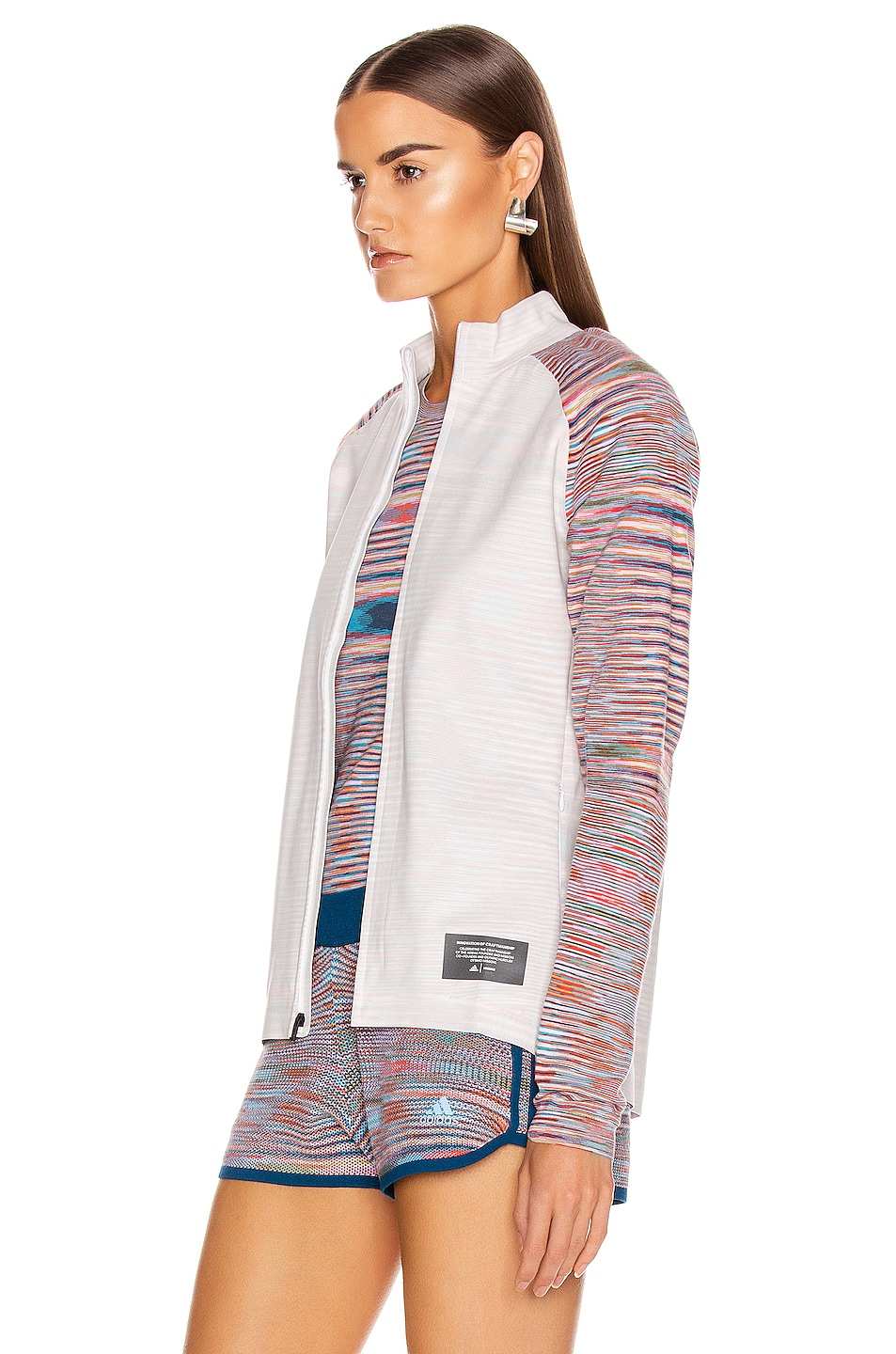 Image 4 of adidas by MISSONI PHX Jacket in Multi