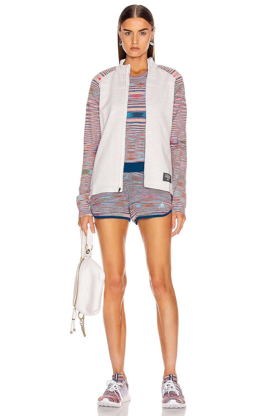 Image 6 of adidas by MISSONI PHX Jacket in Multi