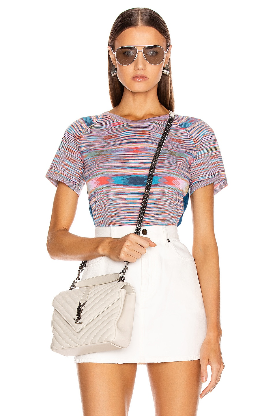Image 1 of adidas by MISSONI Runners Unite Tee in Multi