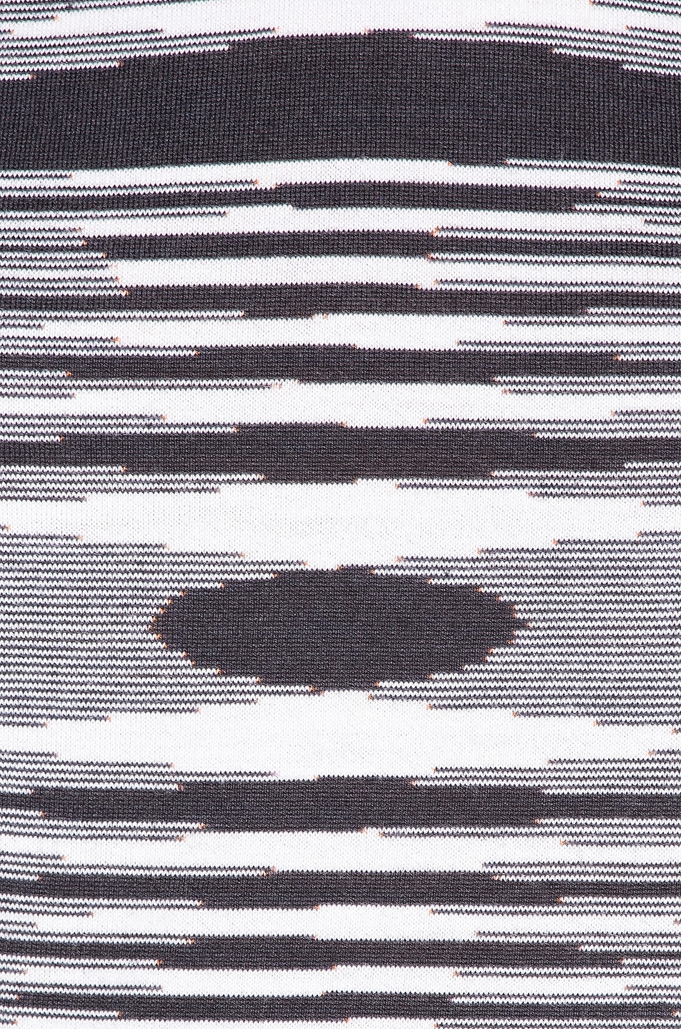 Image 6 of adidas by MISSONI Runners Unite Tee in Black & Grey & White
