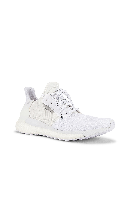 Image 1 of adidas x Pharrell Williams Solar Hu Proud in White
