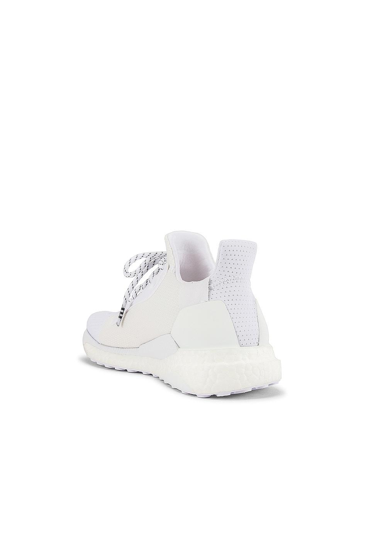 Image 3 of adidas x Pharrell Williams Solar Hu Proud in White