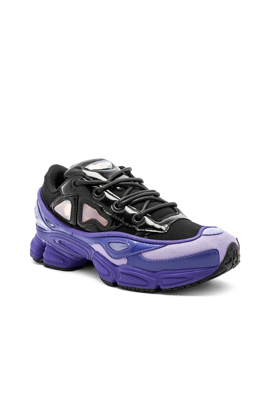 best authentic 3c9b7 87f43 Image 1 of adidas by Raf Simons Ozweego III in Light Purple  Purple  Core