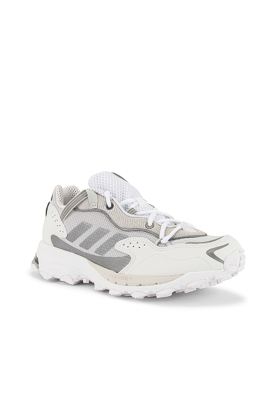 Image 1 of adidas STMNT Response Hoverturf GF6100AM in Core White 076A & Silver Met