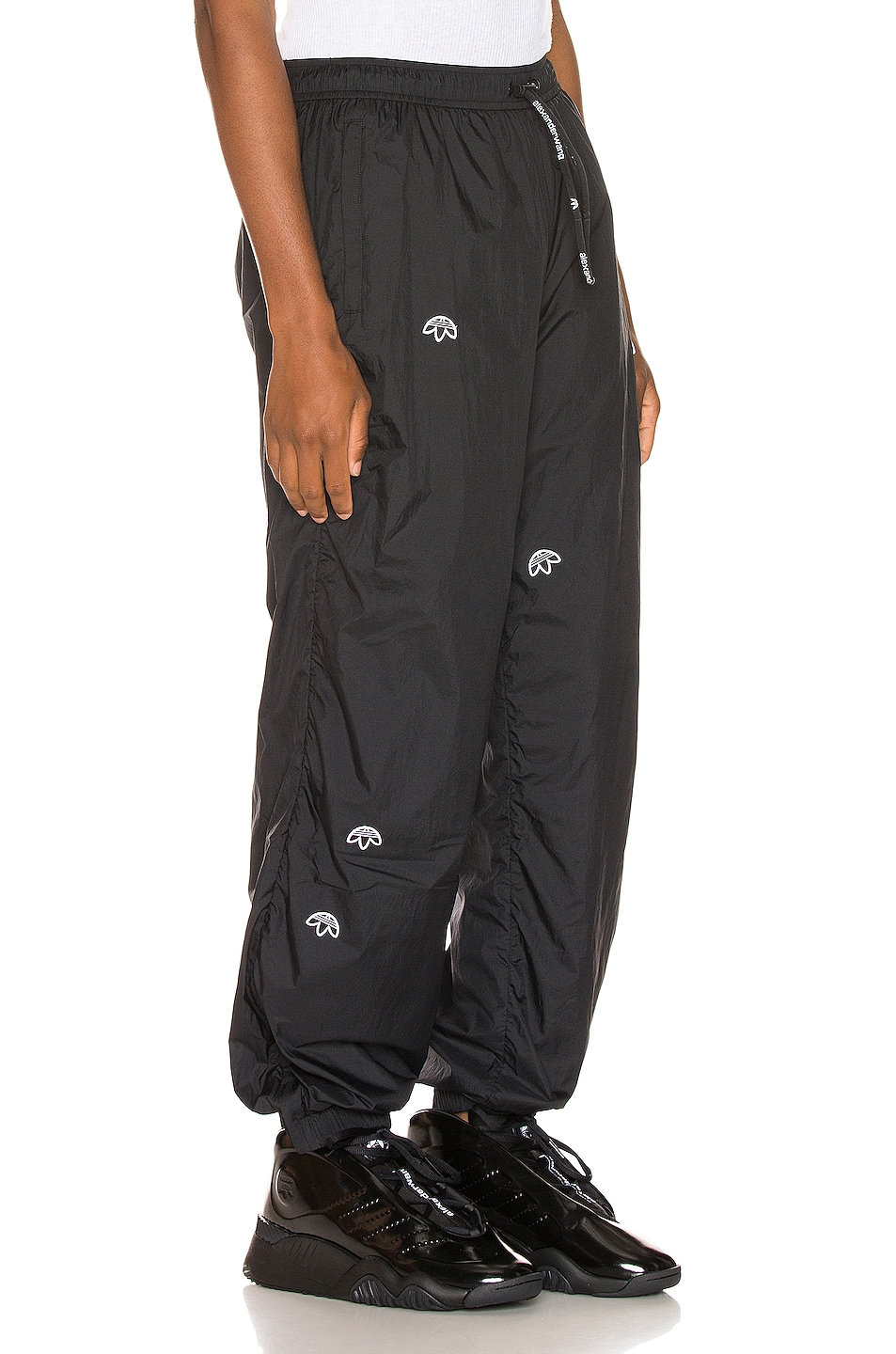 Image 2 of adidas by Alexander Wang Joggers in Black
