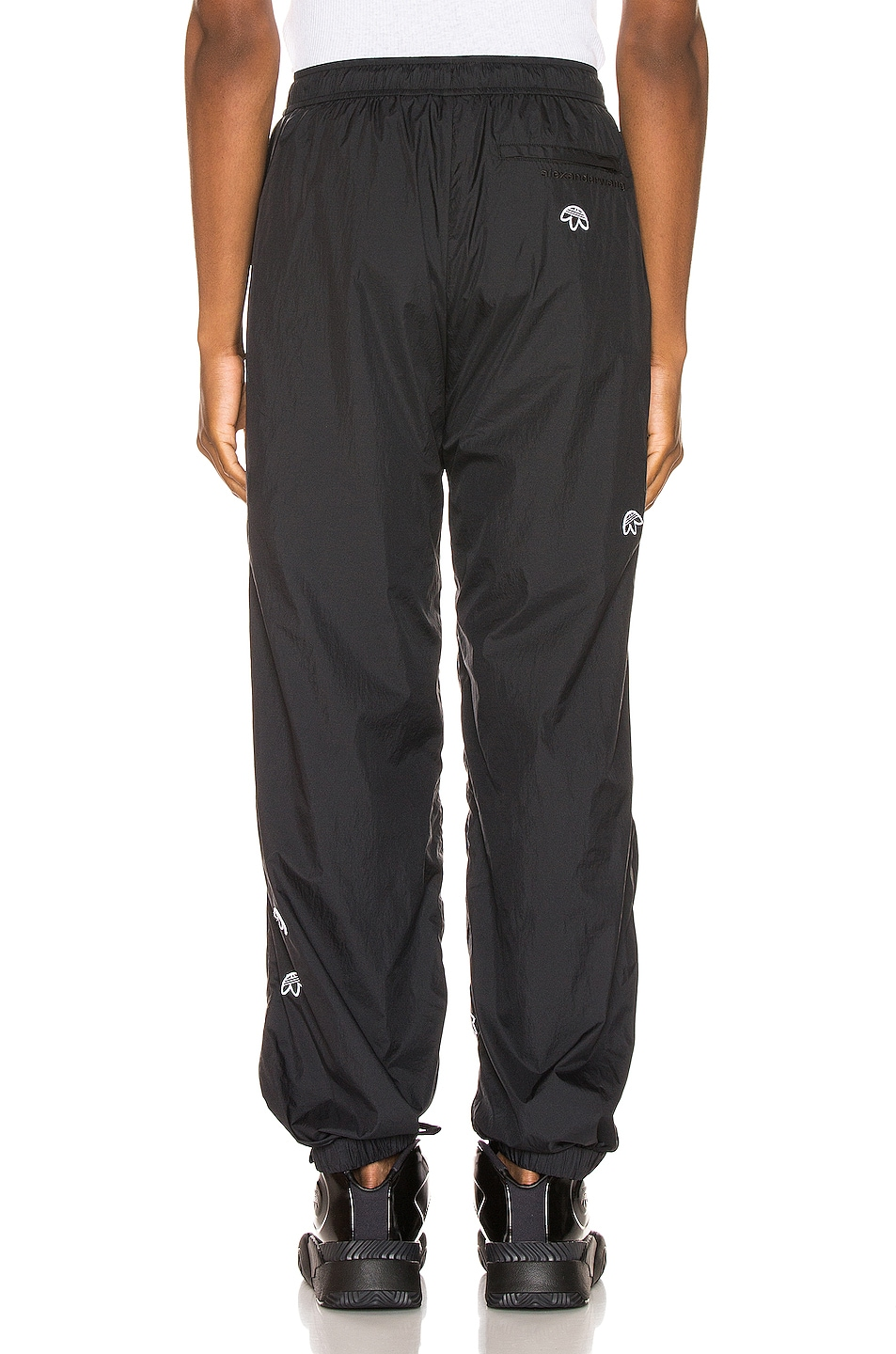 Image 3 of adidas by Alexander Wang Joggers in Black