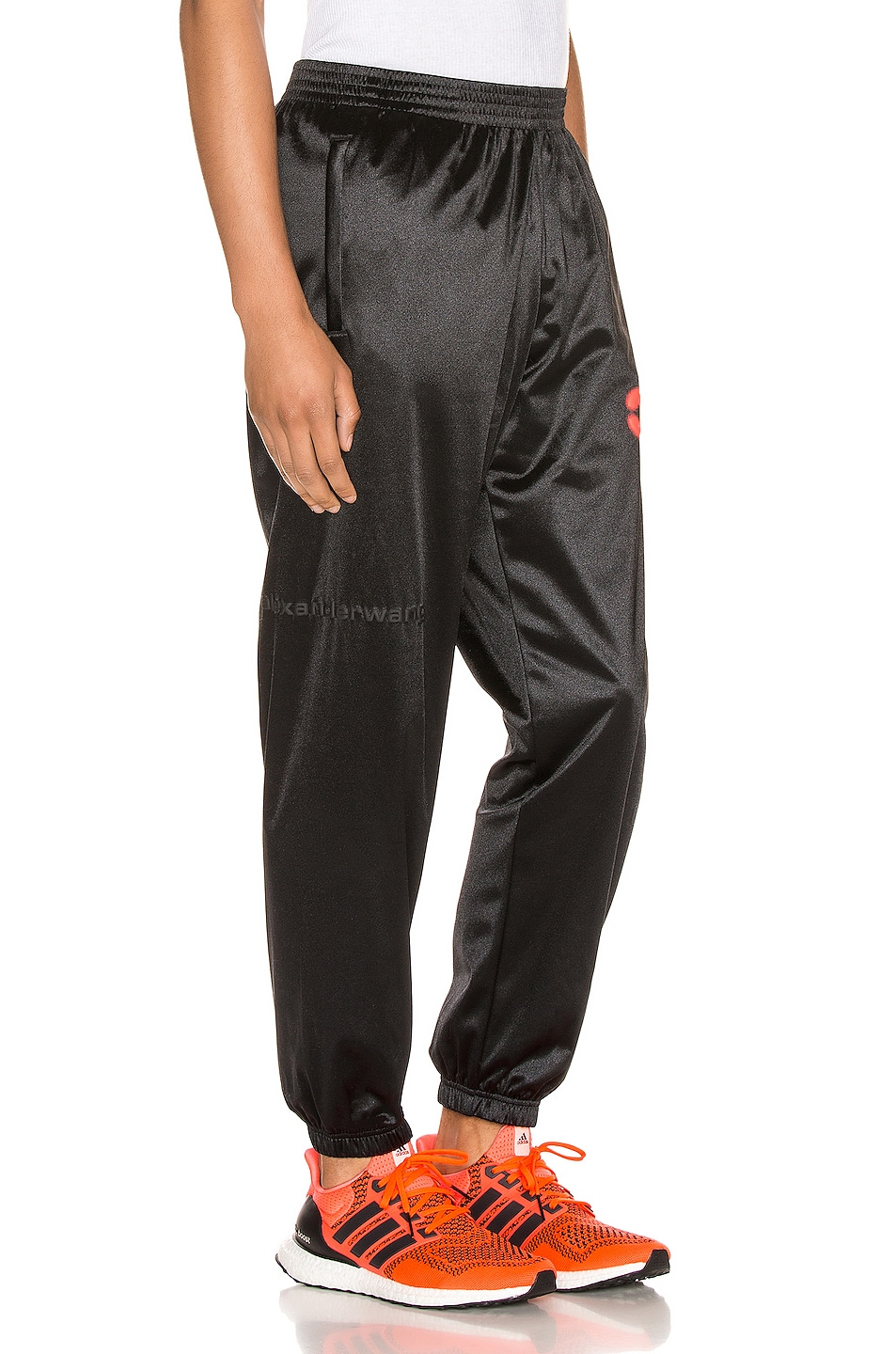 Image 3 of adidas by Alexander Wang Track Pants in Black