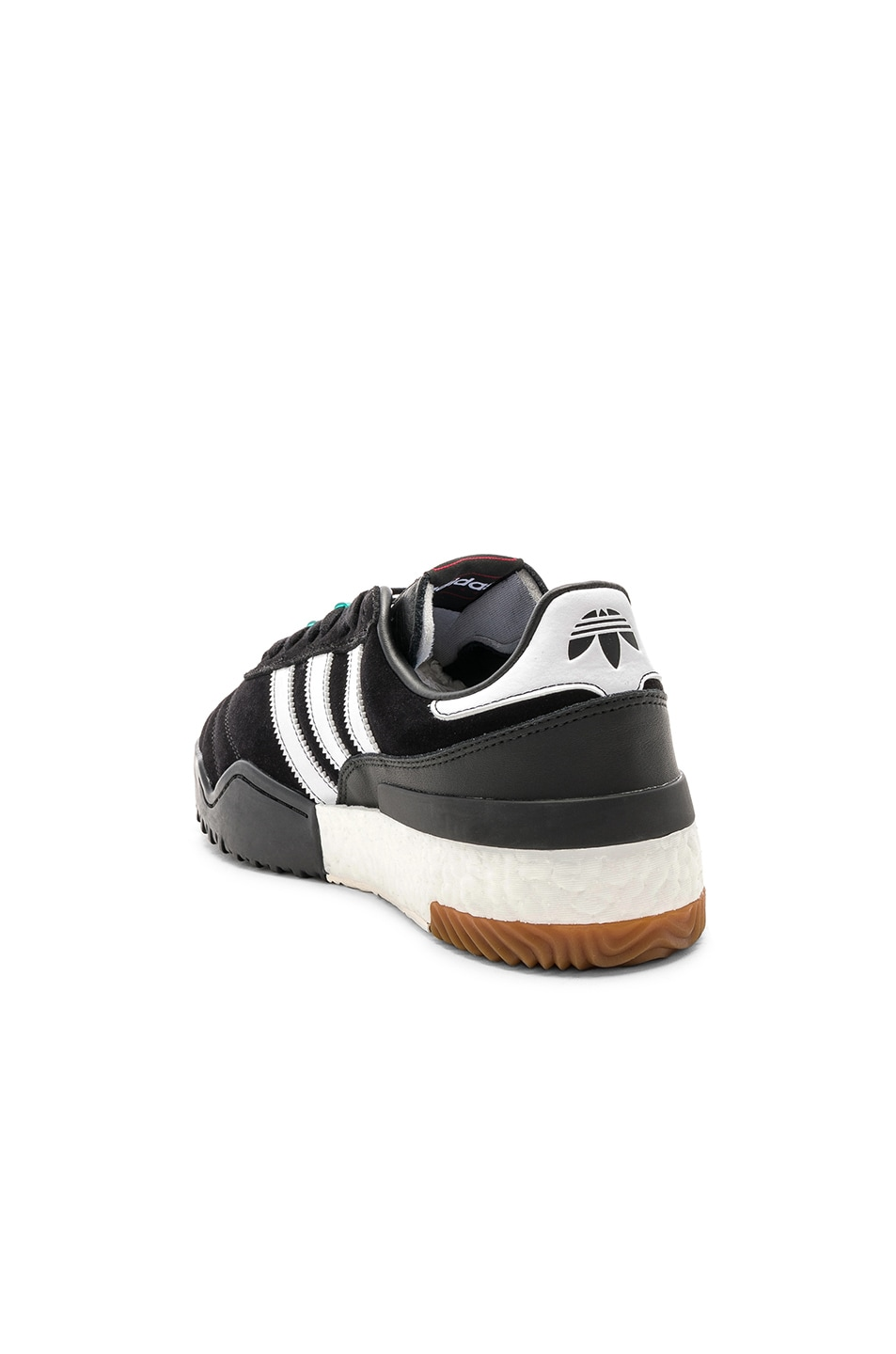 brand new 7e8f7 75274 Image 3 of adidas by Alexander Wang Basketball Soccer Sneakers in Core Black   White