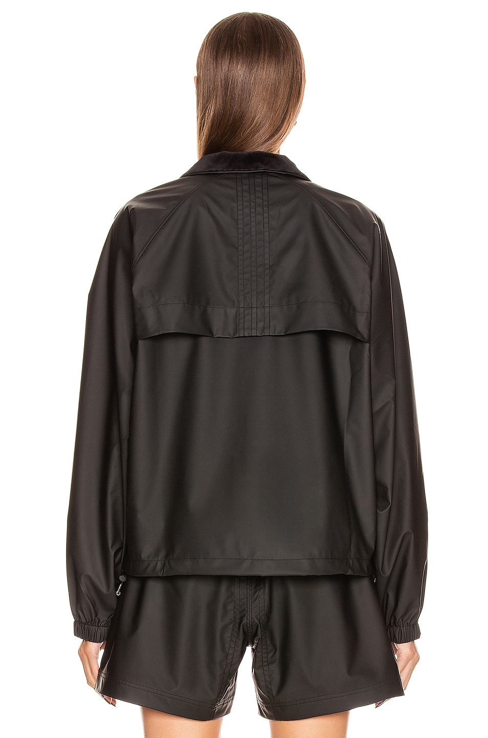 Image 5 of adidas by Alexander Wang Track Jacket in Black