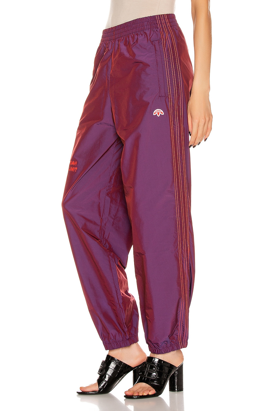 Image 1 of adidas by Alexander Wang 2T Track Pants in Multi Color