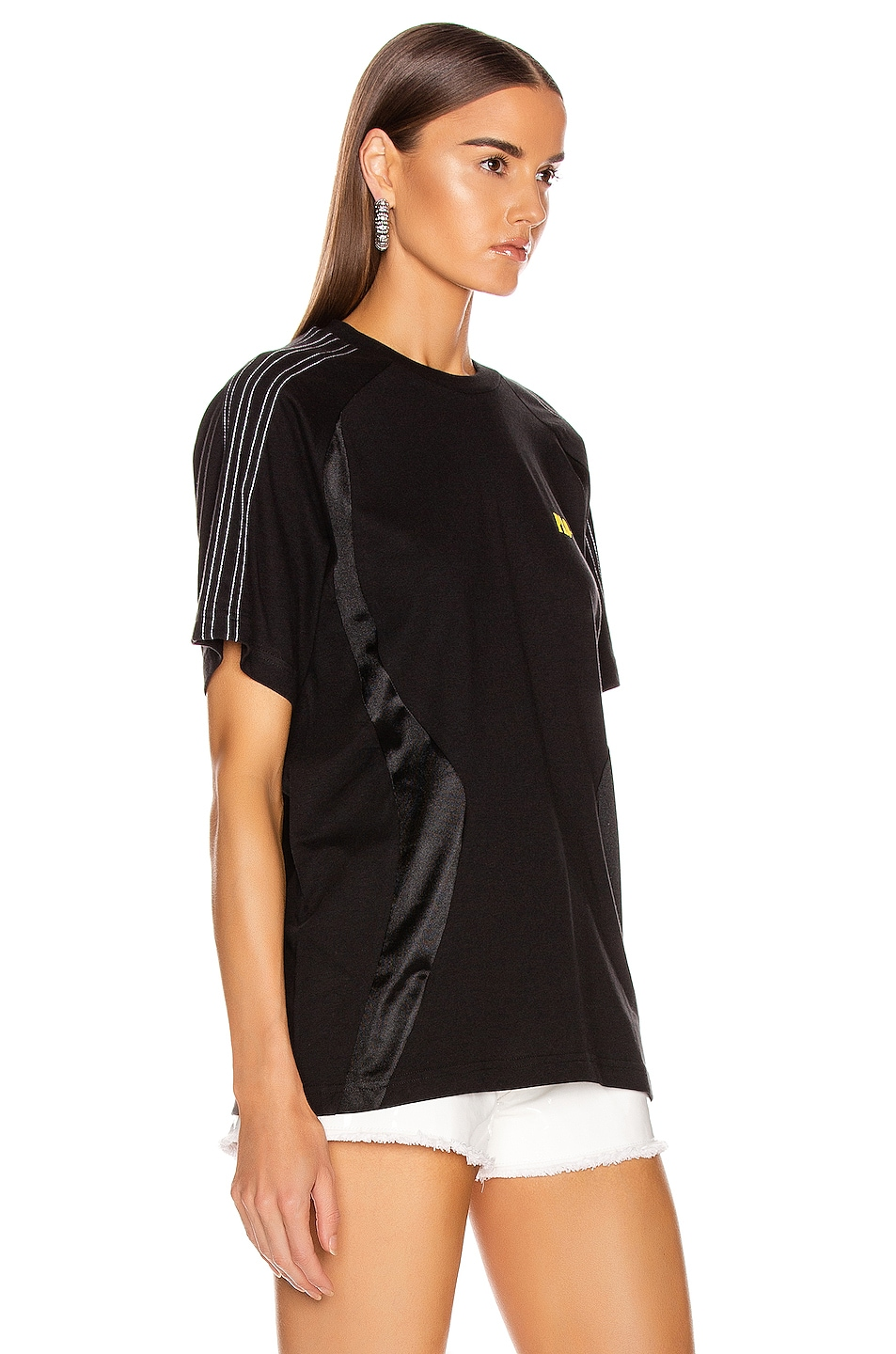 Image 2 of adidas by Alexander Wang Wangbody Tee in Black