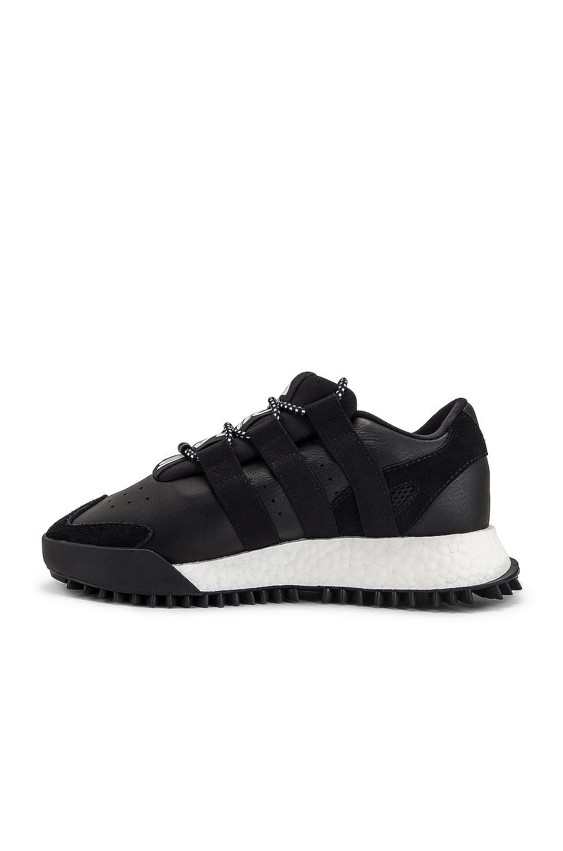 Image 5 of adidas by Alexander Wang Wangbody Run Sneaker in Core Black