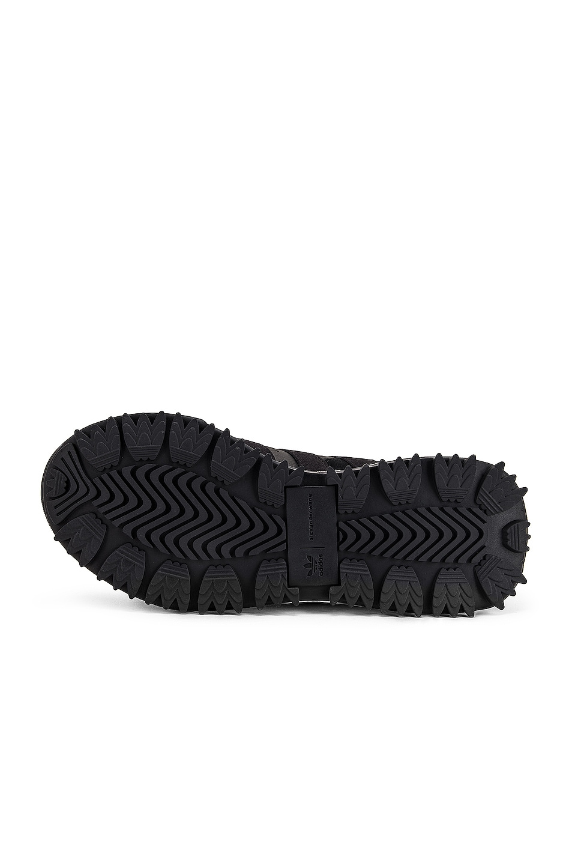 Image 6 of adidas by Alexander Wang Wangbody Run Sneaker in Core Black
