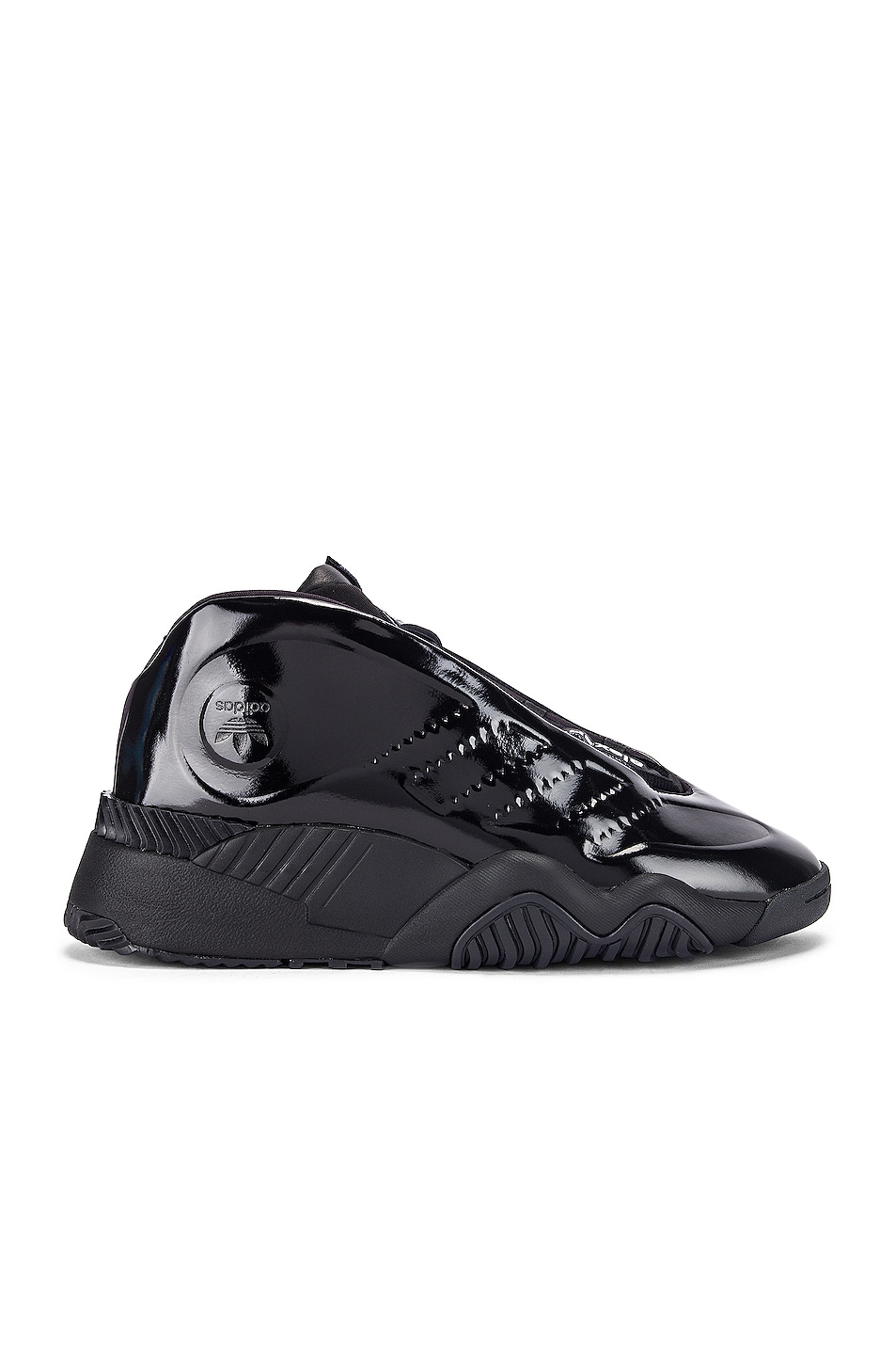 Image 1 of adidas by Alexander Wang Future Shell Sneaker in Core Black