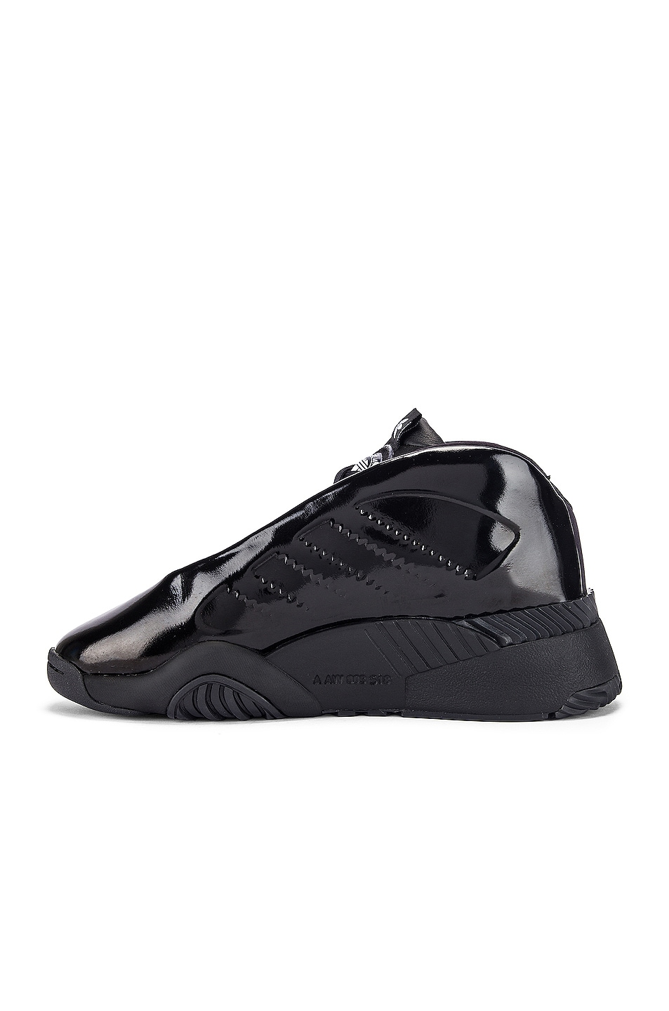 Image 5 of adidas by Alexander Wang Future Shell Sneaker in Core Black