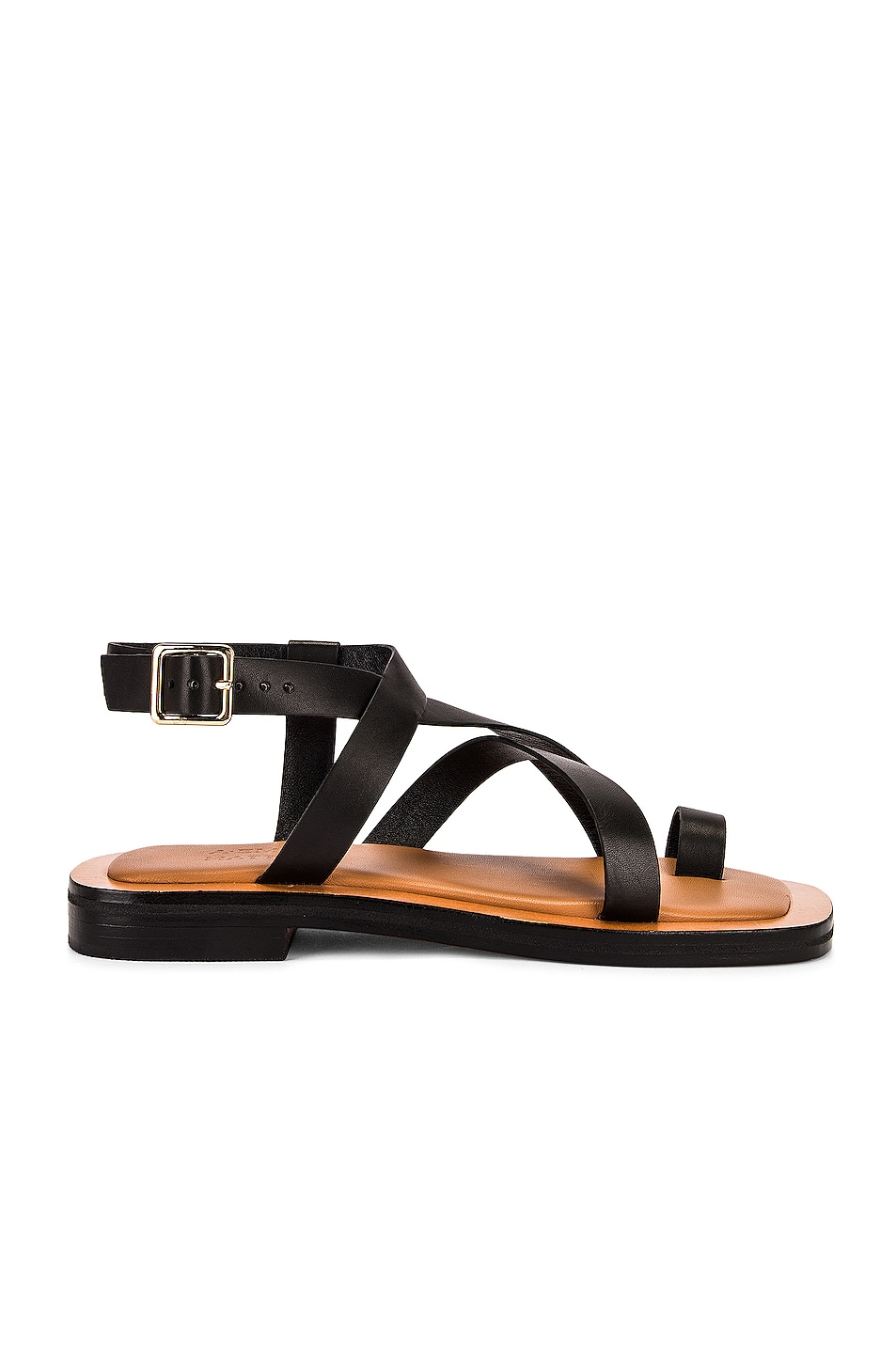 Image 1 of A.EMERY x Matteau Spargi Sandal in Black