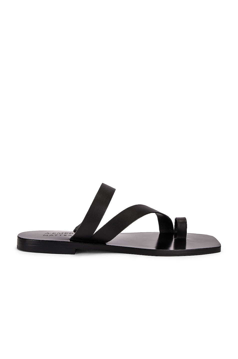 Image 1 of A.EMERY x Matteau Milos Sandal in Black