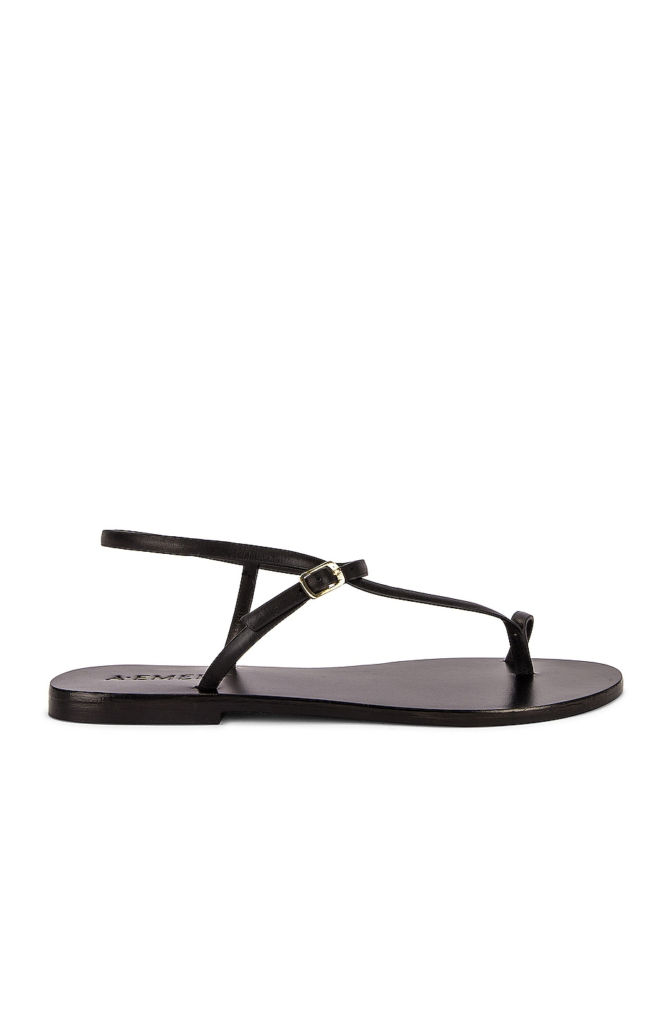 Image 1 of A.EMERY Lily Sandal in Black