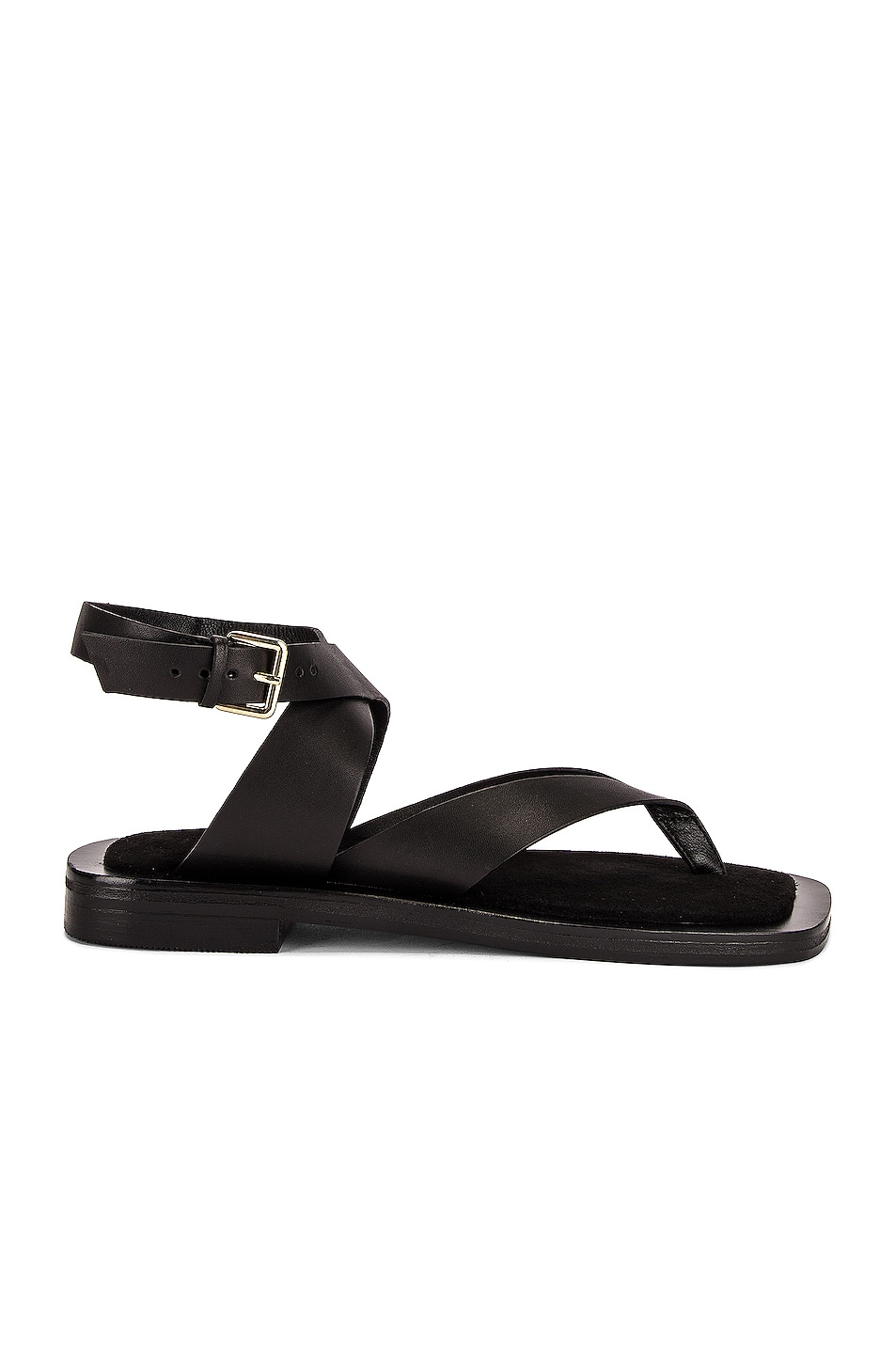 Image 1 of A.EMERY Dylan Sandal in Black