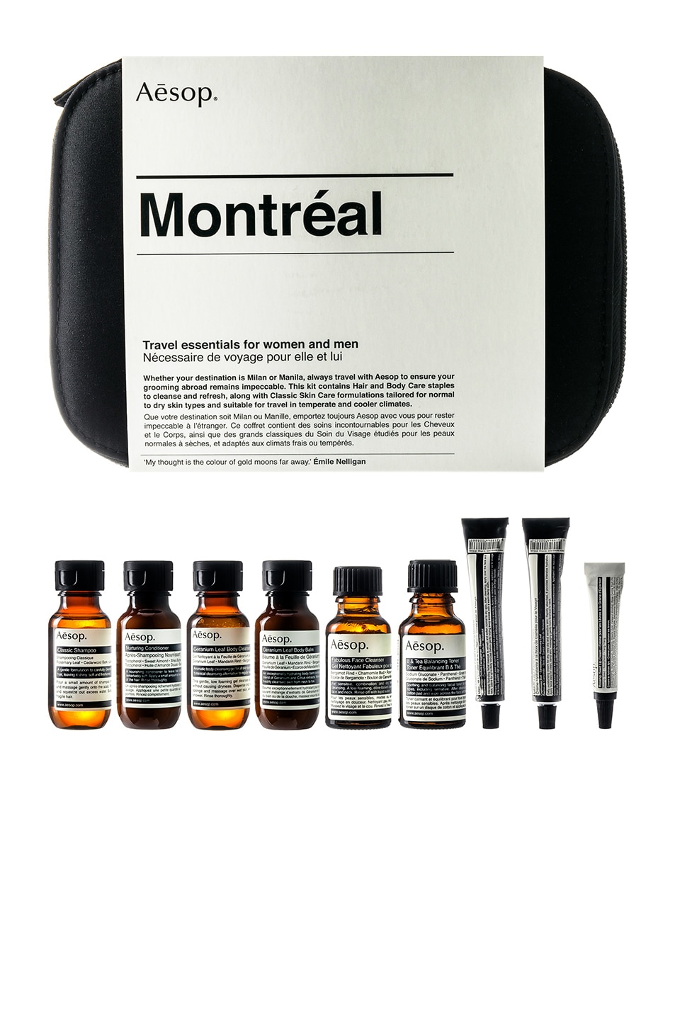 Image 1 of Aesop City Kit Montreal in